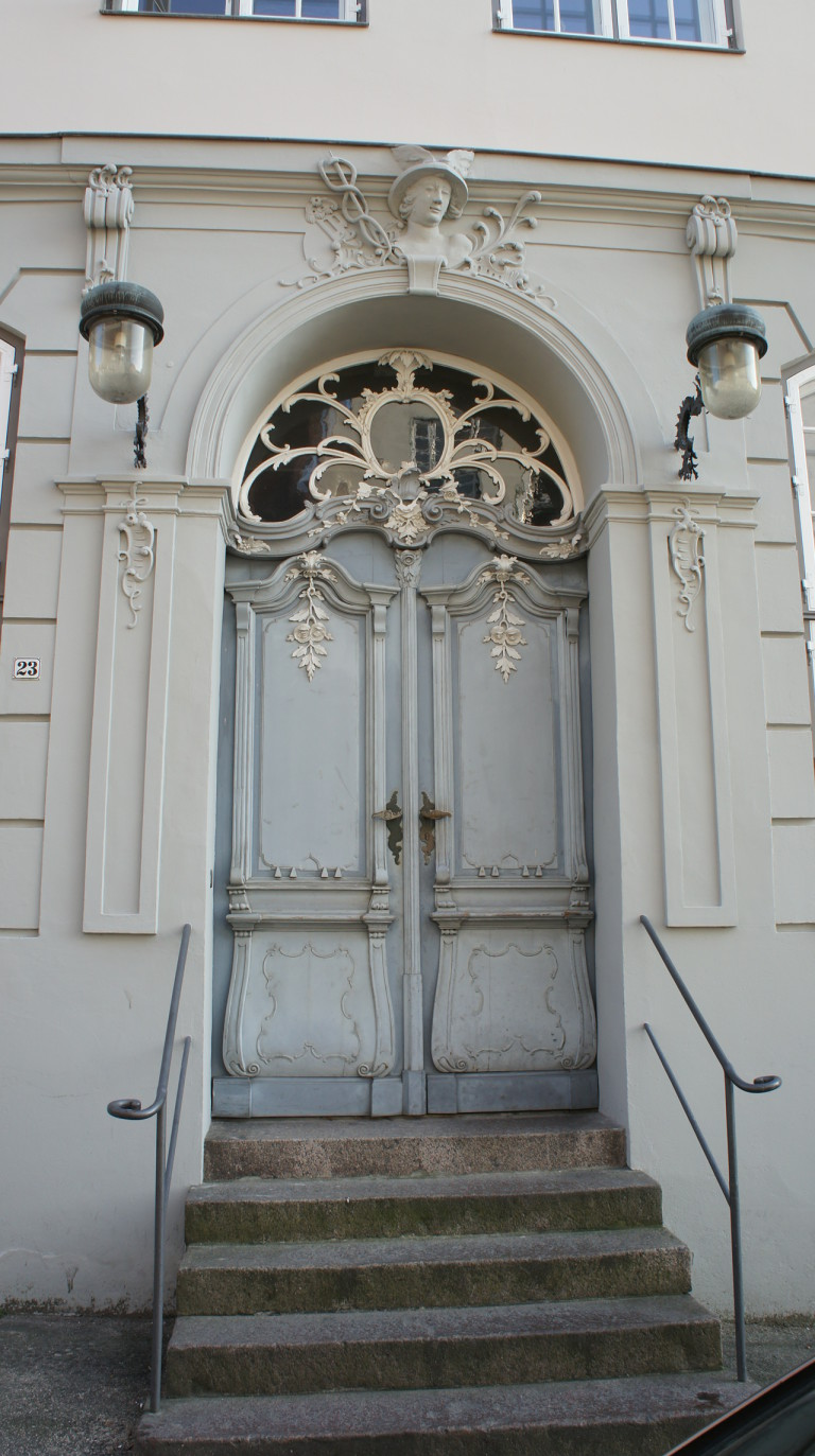 door in Göttingen, Germany